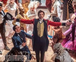 The Greatest Showman comes alive on the big screen