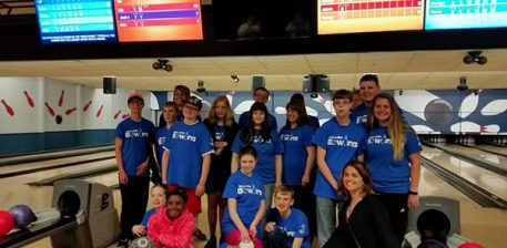 Gull Lake Special Olympics Bowling collects 'spare' change