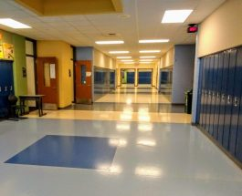 School hall monitors keep halls clear and motivate students