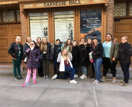 Students to perform at Carnegie Hall