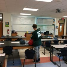 How advanced placement courses affect students at Gull Lake