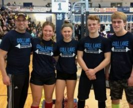 Gull Lake powerlifting presents opportunity for athletes