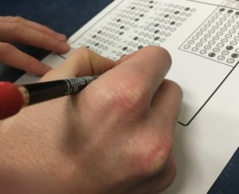 Student question standardize tests: Are they fair?