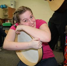 Music Therapy strikes a chord at Gull Lake