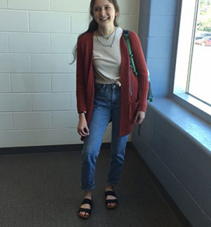 Student Style Saturday: Quinn Scheller shares her style story
