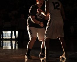 Anna Miner continues her basketball career at Gull Lake High School