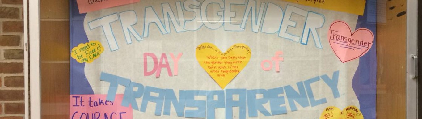 Marshall's GSA takes a stand on Transgender Day of Visibility