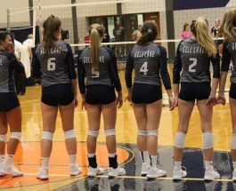 Gull Lake volleyball hosts districts
