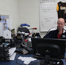 Teacher Desk Profiles: Reggie Walters explains the mess that is his desk