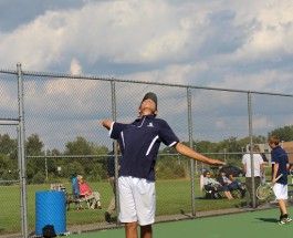 Gull Lake boys look to dominate in tennis